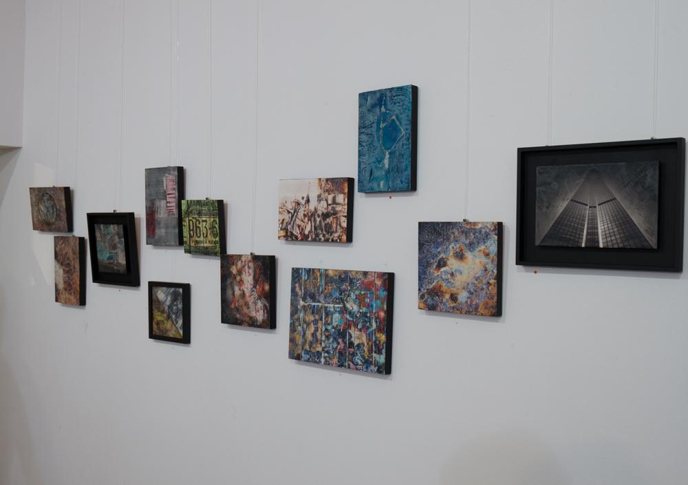 Fotoenkaustik - Rüdiger Durst