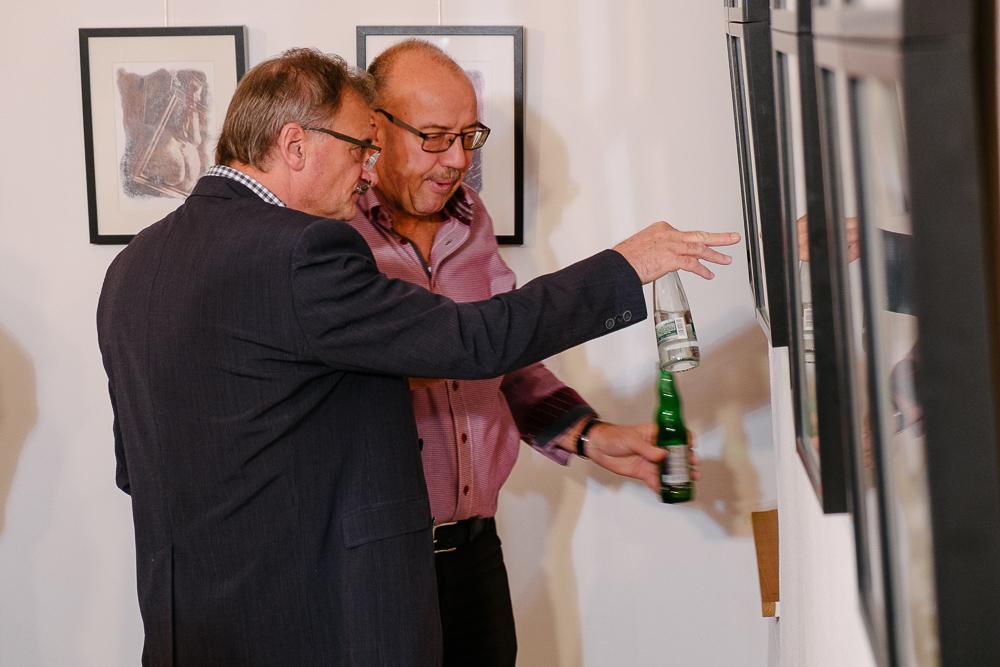Gastausstellung - Rüdiger Durst